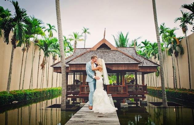 Malaysia destination wedding