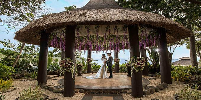 Wedding Couple Shangri-La