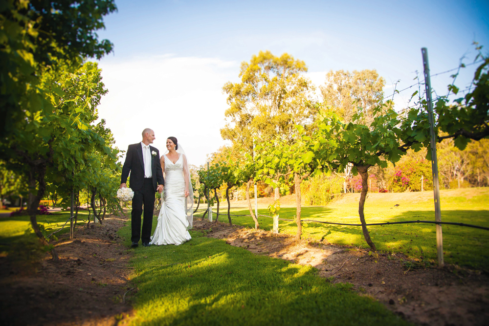 bespoke wedding planning the hunter valley