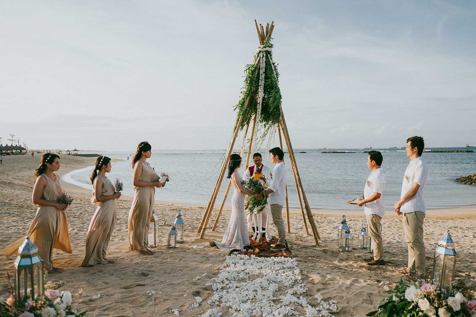 destination wedding inspiration bali