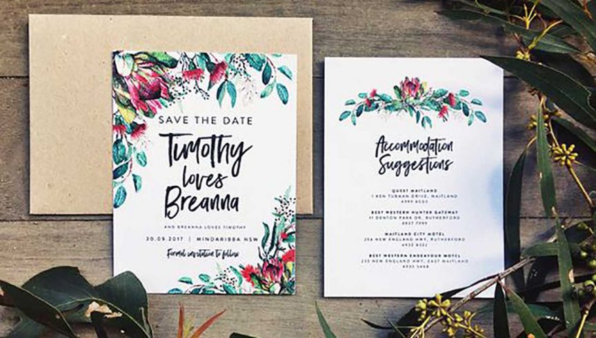 Destination Wedding Invitations Timing And Wording