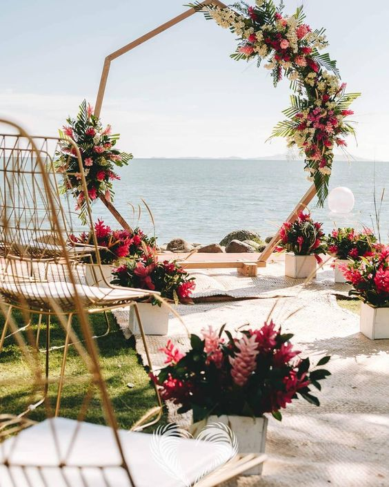 fiji tropical wedding destination