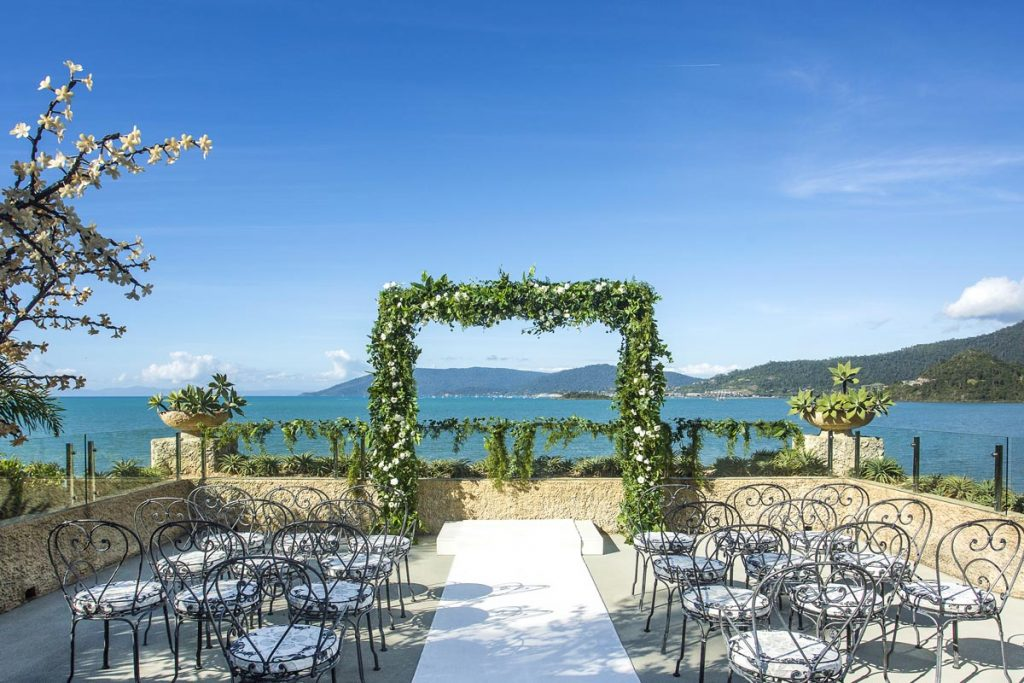 Villa Botanica Wedding venue