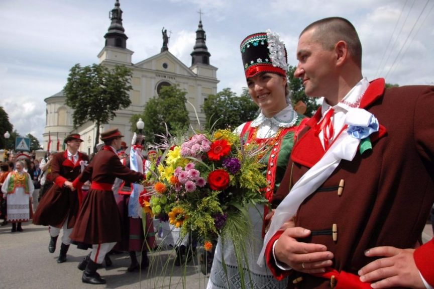 Polish wedding tradition