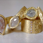 Ethical and environmentally friendly wedding jewellery