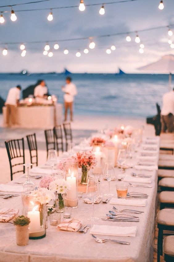 Tropical style inspiration wedding