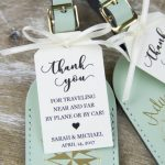 Destination Wedding Favours: What to get your guests