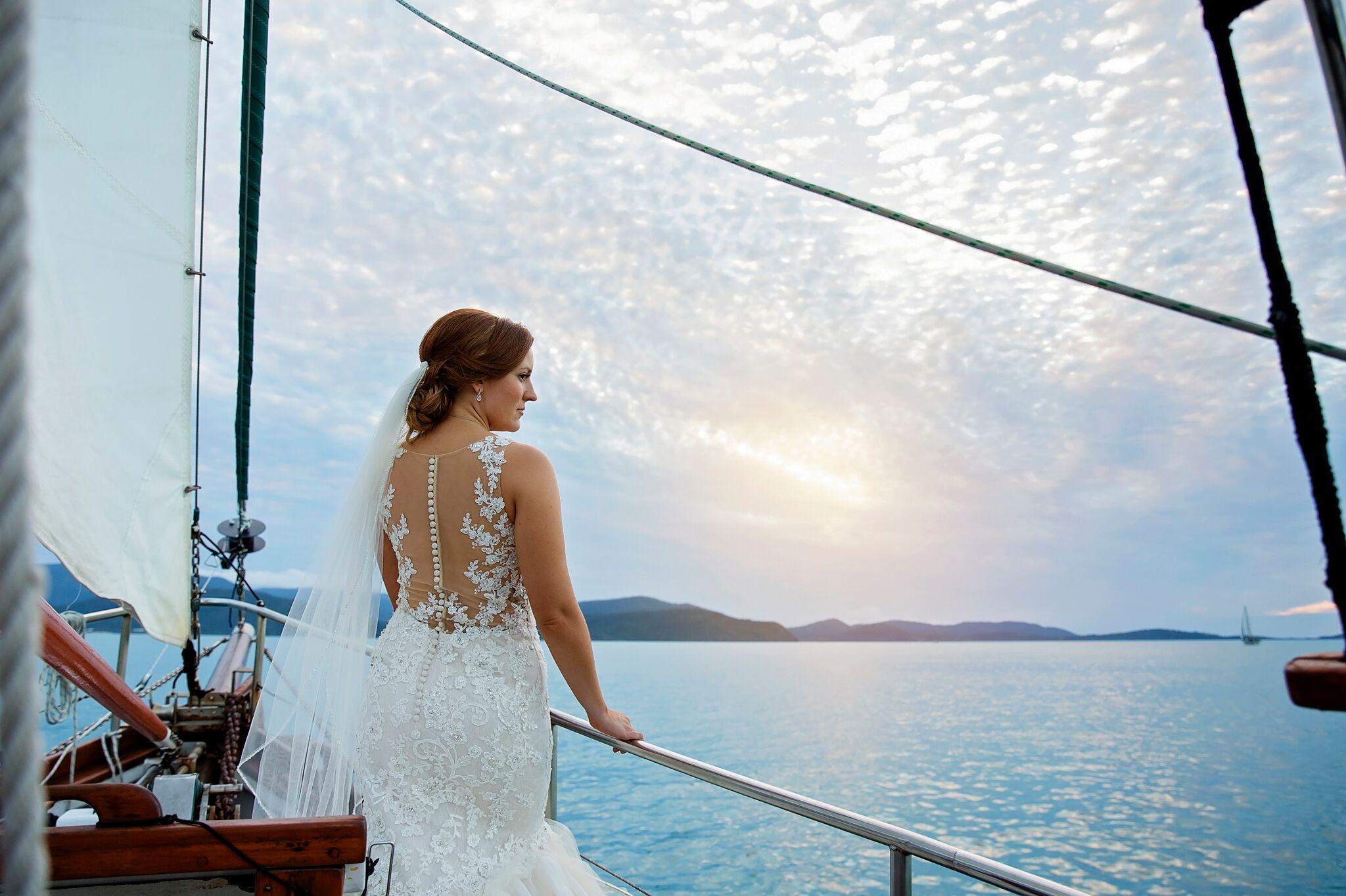 airlie beach bride