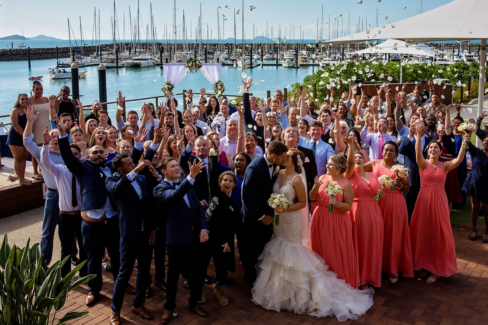 airlie beach destination wedding