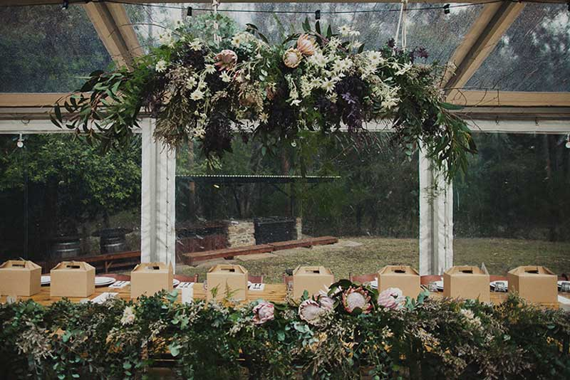 Kangaroo Bush Valley Retreat Weddings