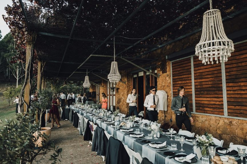 Unique Wedding Venues Australia