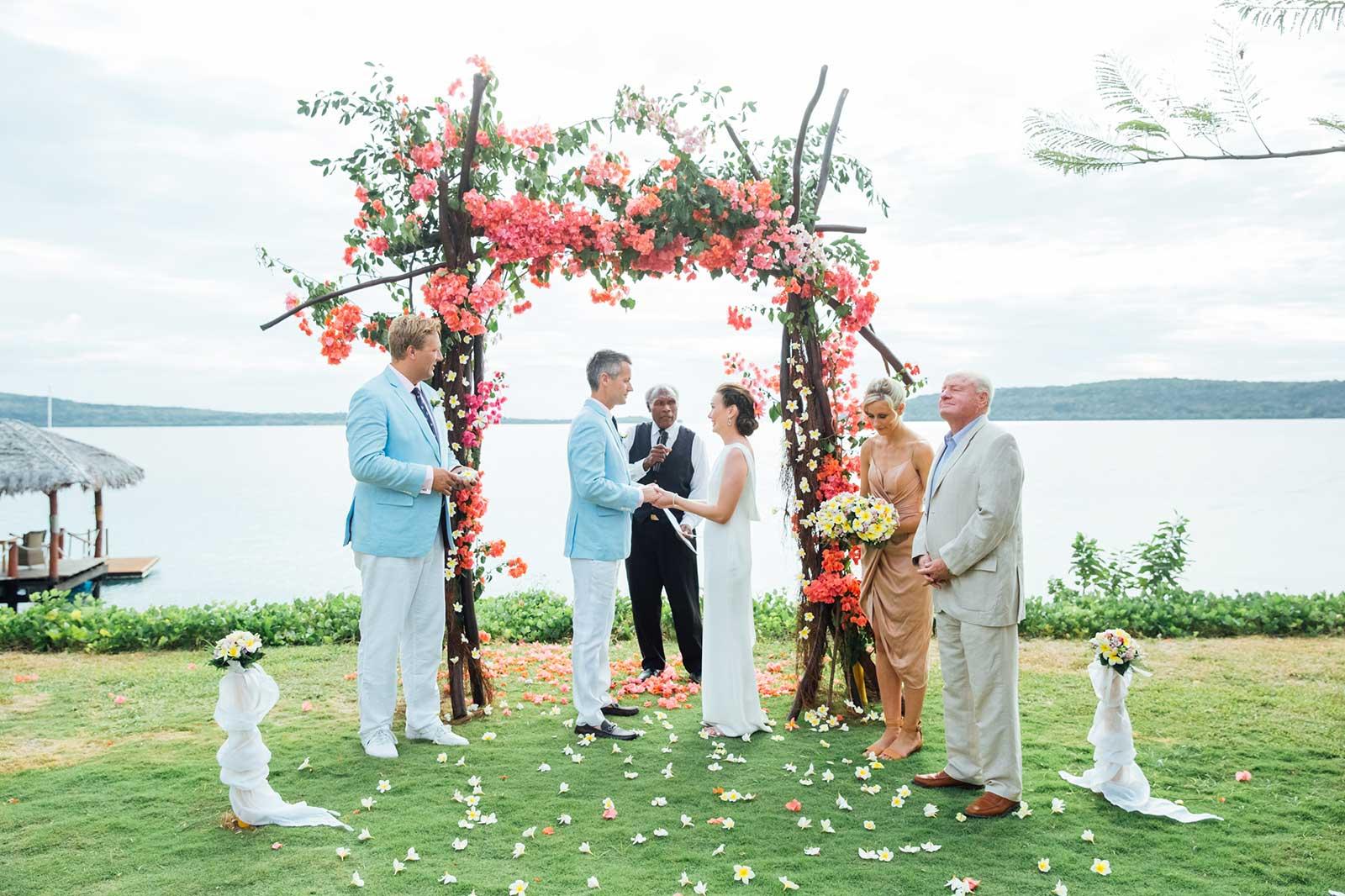 Vanuatu Destination Wedding