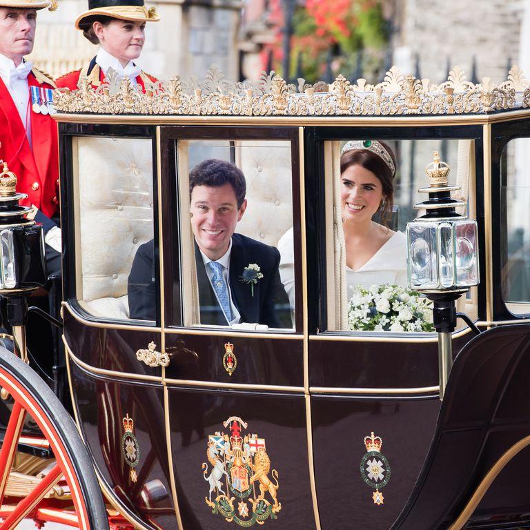 royal wedding carriage
