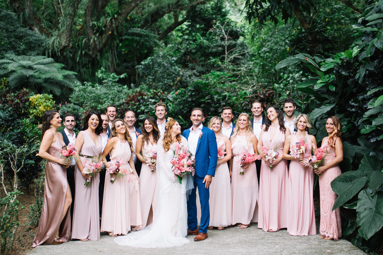 bridal party fiji