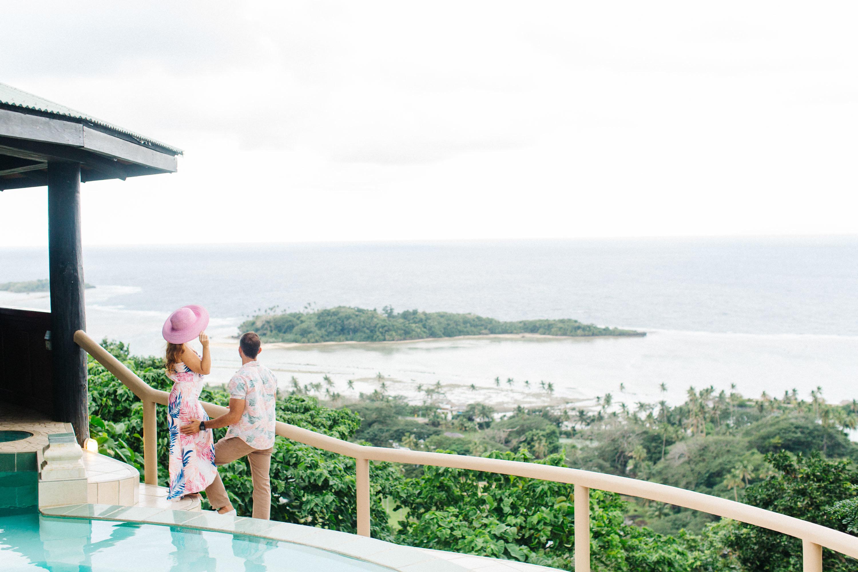 fiji honeymoon destination