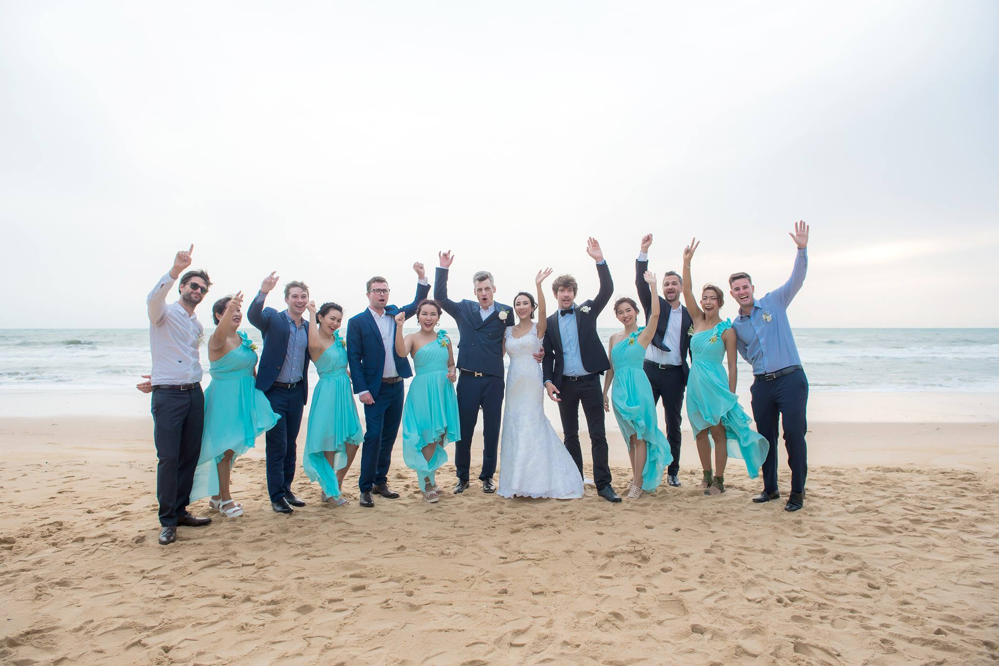 Akrya Beach Club Phuket Thailand Wedding