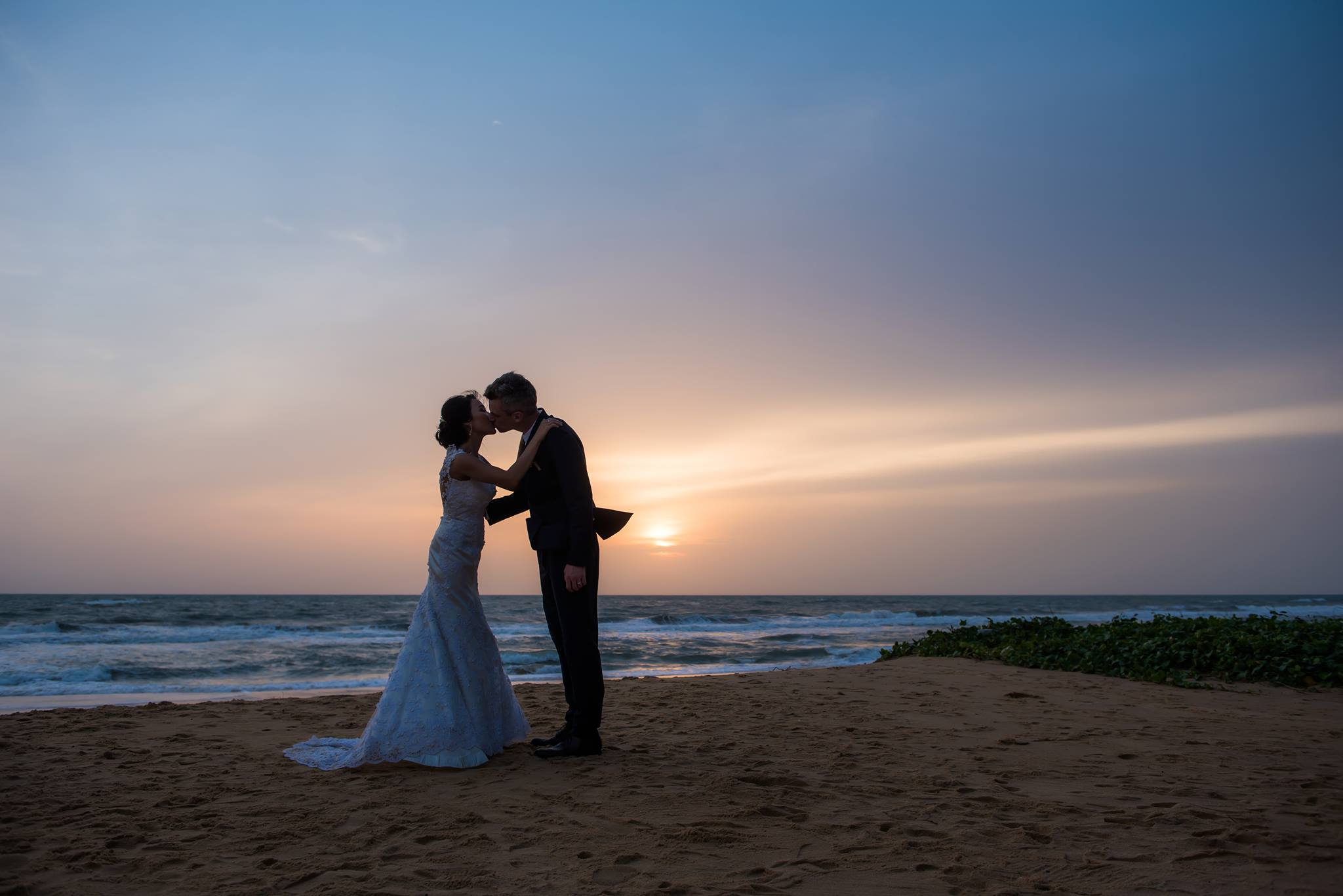 Destination beach wedding phuket