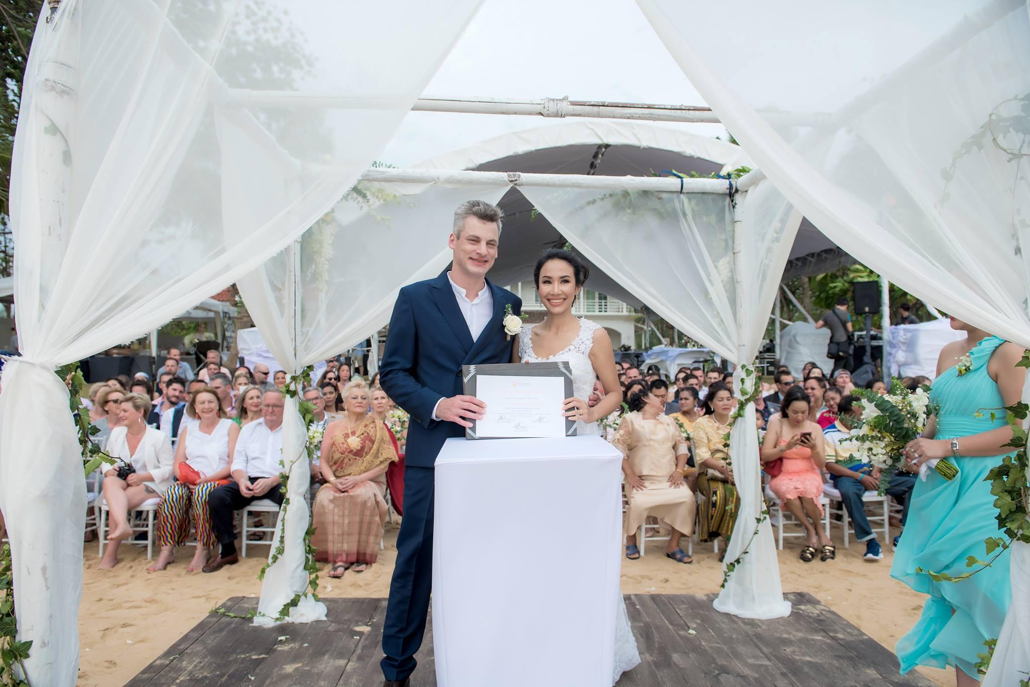 Destination wedding Thailand inspiration