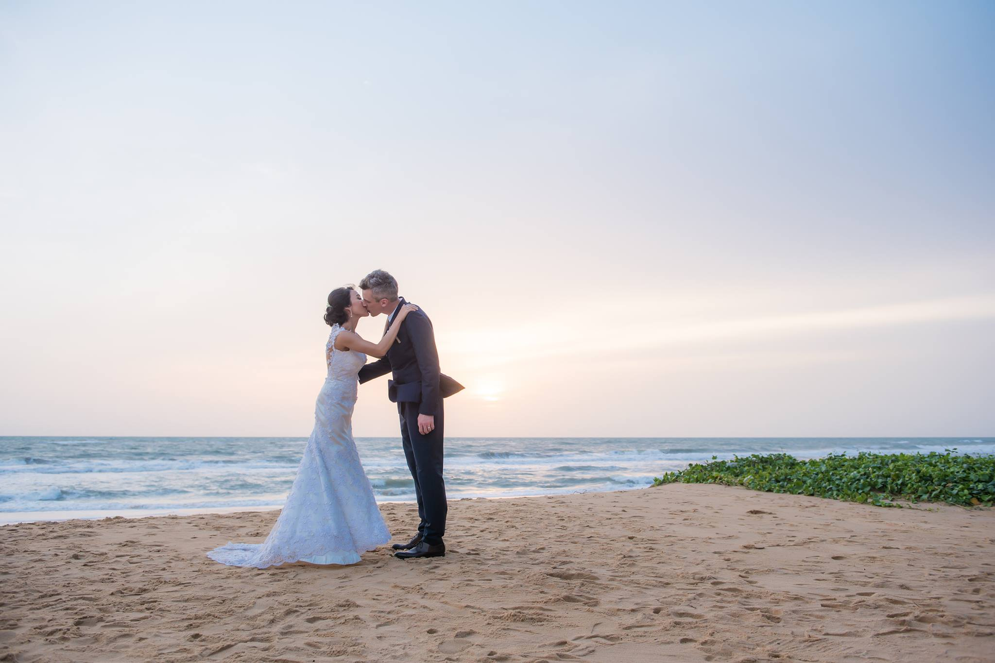 Beach destination wedding Phuket