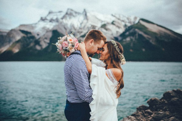 Banf destination wedding location 2019