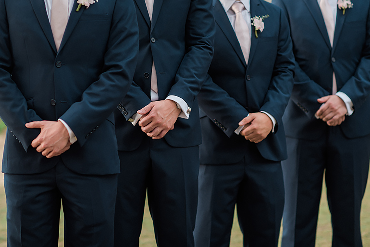 Groomsmen phuket wedding