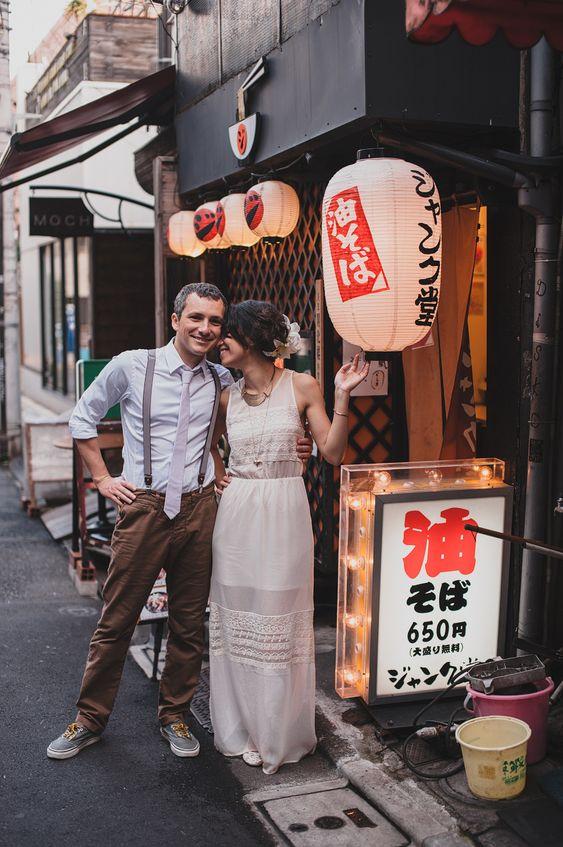 tokyo destination wedding