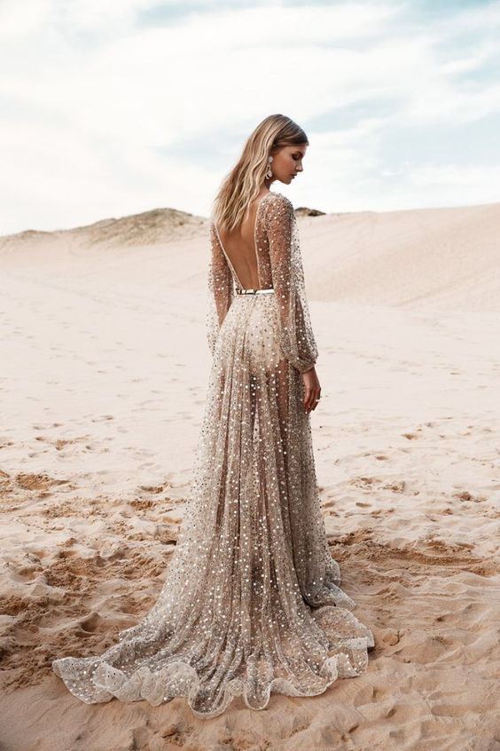 wedding dress alternative