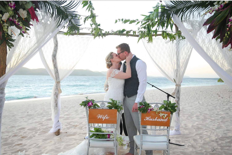 Catherine and Charlie Philippine wedding