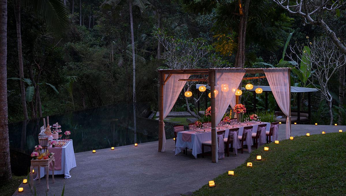 Kayumanis Ubud, Bali