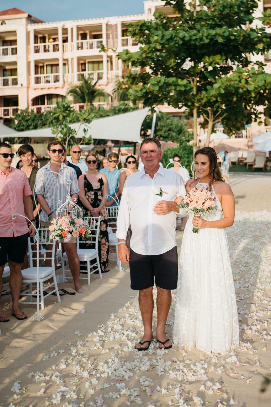 Centara Grand Beach Resort Phuket wedding