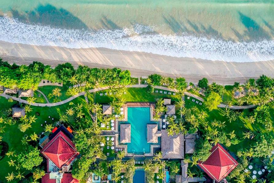 Intercontinental Jimbaran - Bali Wedding