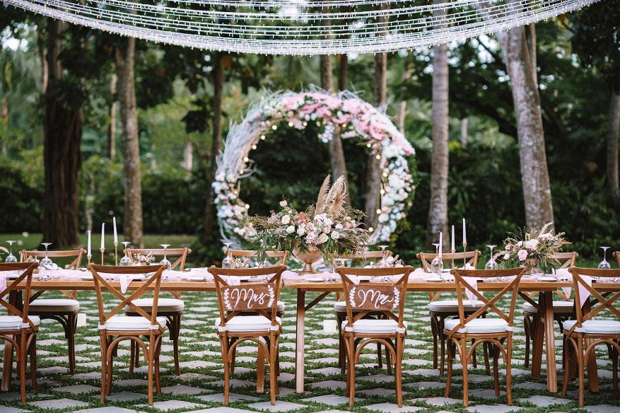 Kayumanis Nusa Dua - Bali Wedding