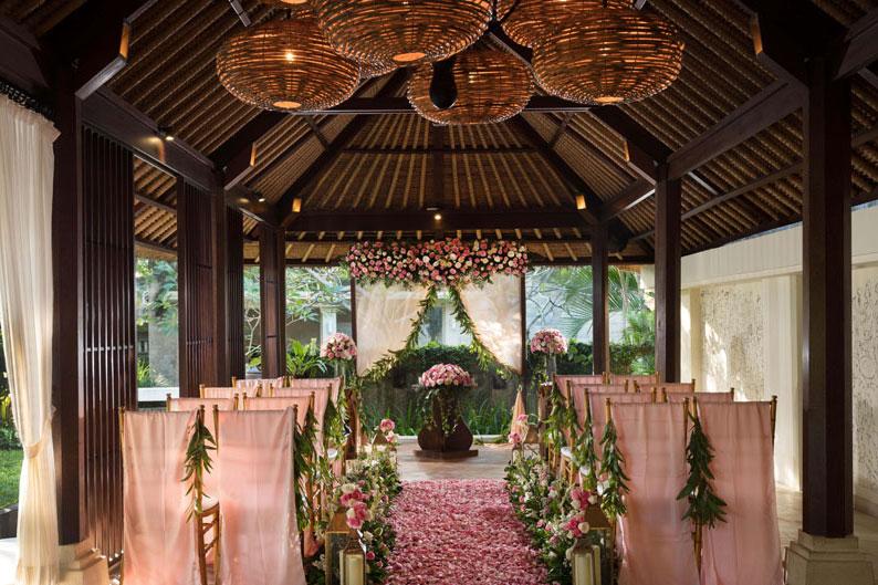 Kayumanis Sanur - Bali Wedding