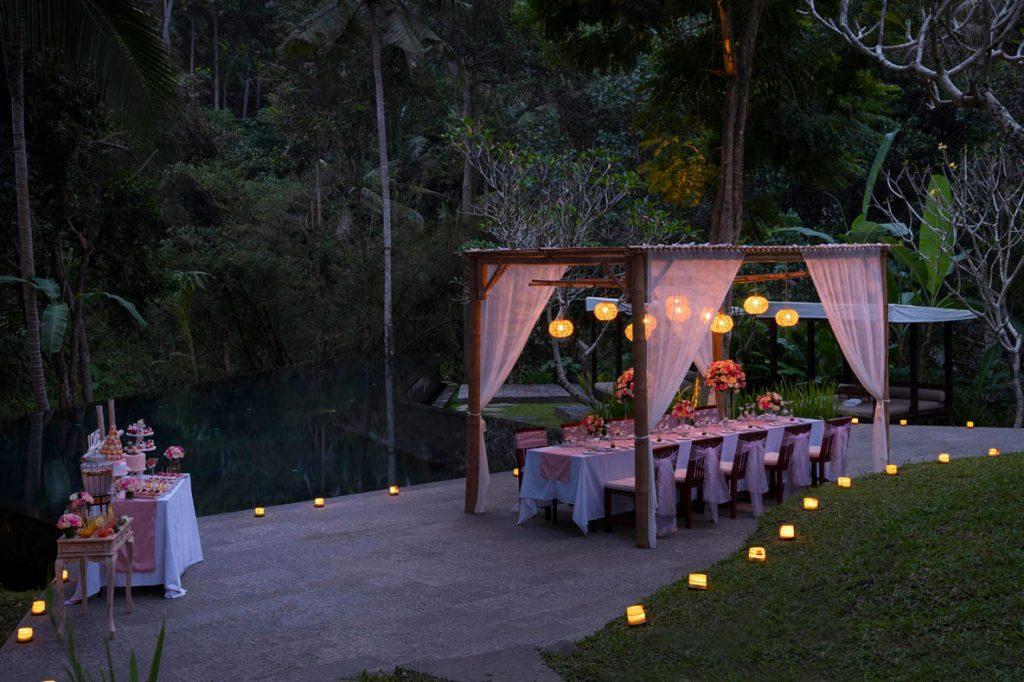 Kayumanis Ubud - Bali Wedding
