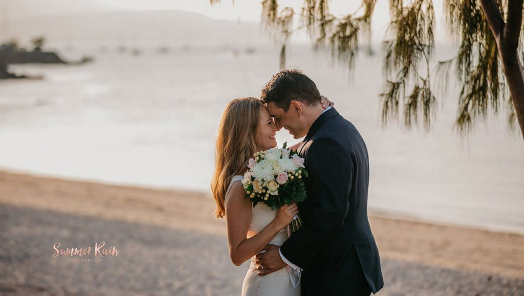 Divine Weddings Whitsundays - Whitsundays Elopement package