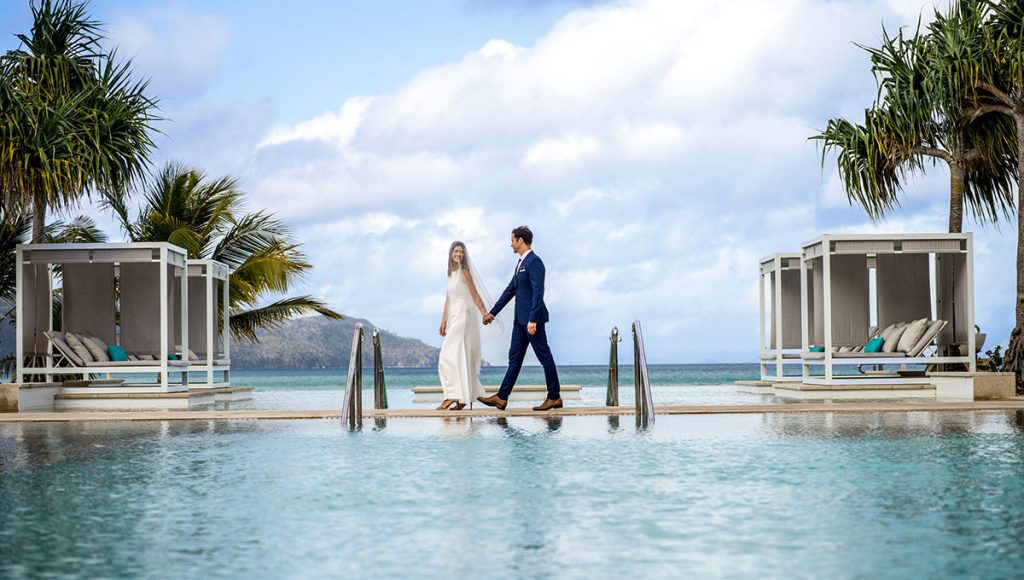 InterContinental Hayman Island - Whitsundays Elopement package