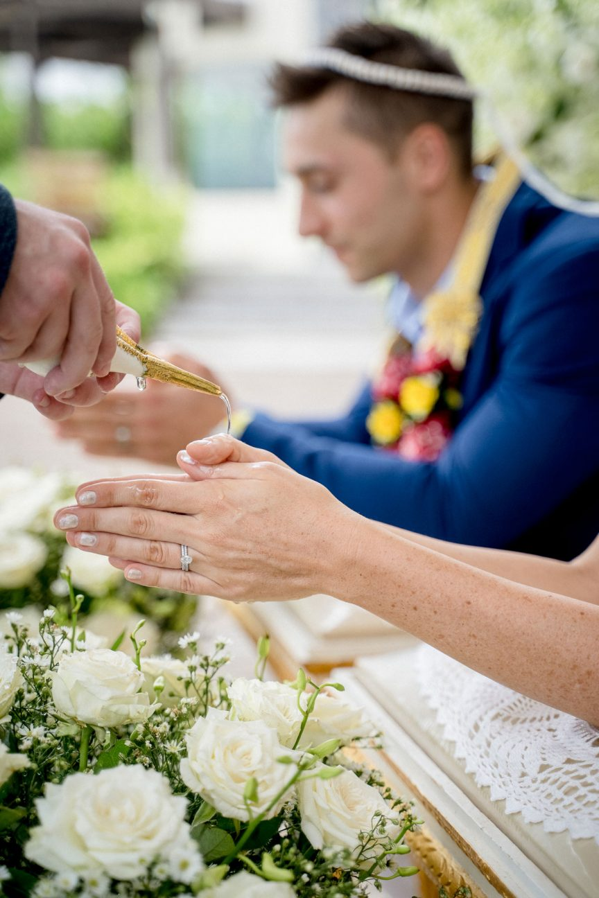 Real Wedding Claire Joshua