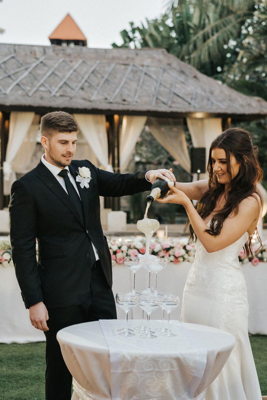 Real Wedding James Pandora