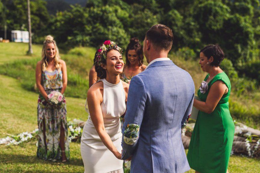Sinead + Chris Real Wedding