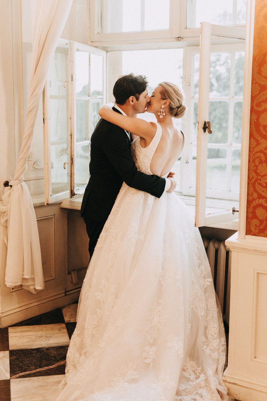 Real Wedding Aleksandra Michael